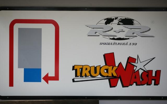R+R Plzeň Truck Wash